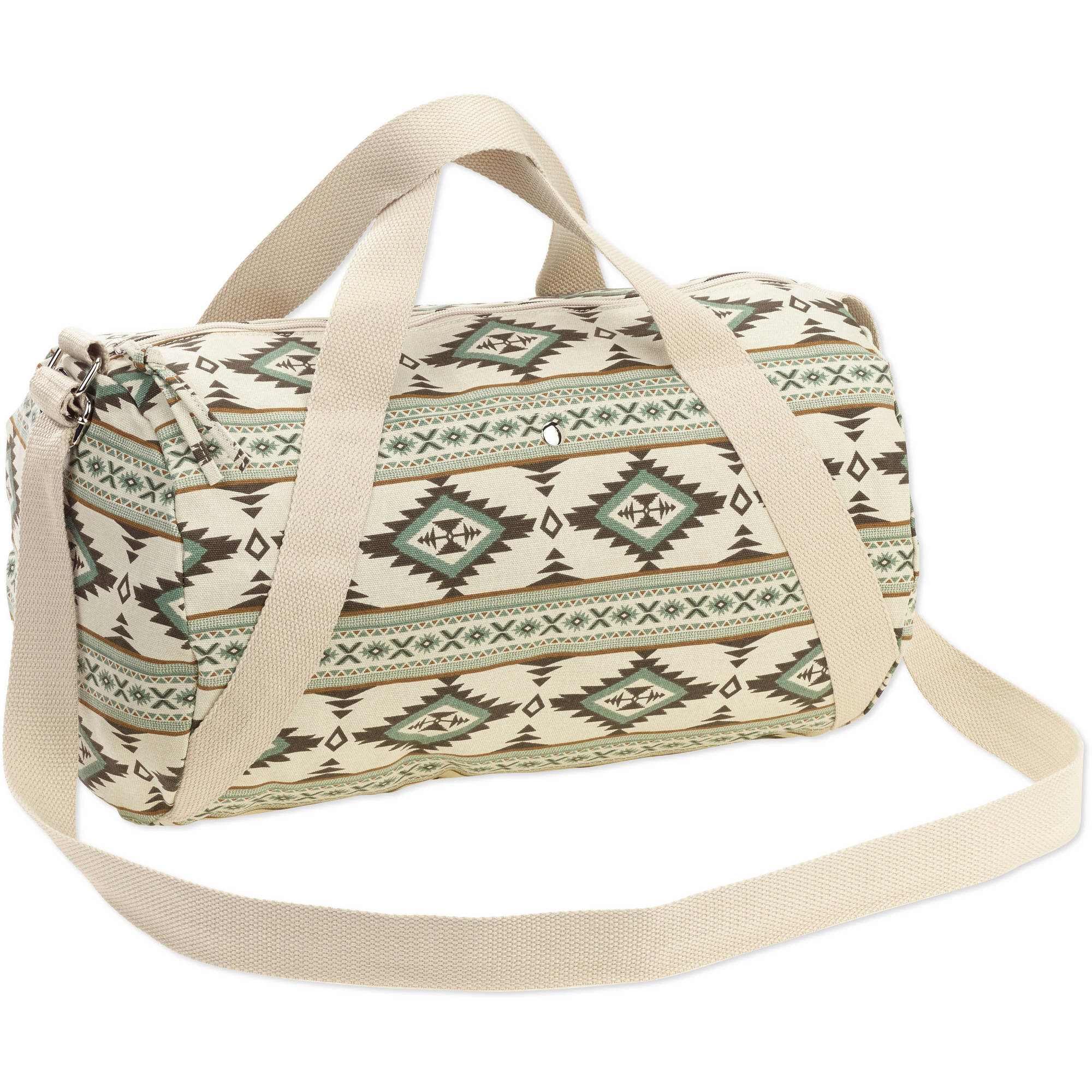 No Boundaries Women's Mini Duffle Handbag