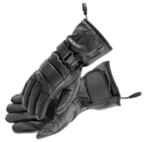 Firstgear Heated Rider Gloves MED Black GLOVESRMDFG 951-2808