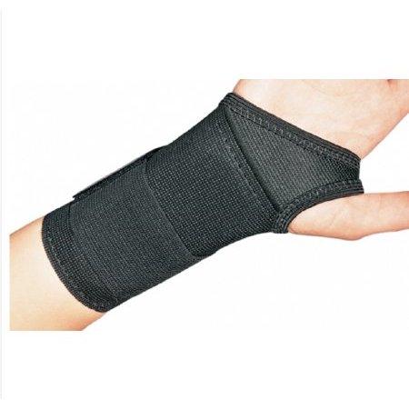 bda6e323ad DJO PROCARE Wrist Splint, Cotton / Elastic Right Hand Black Medium, Each -  Model 79-82225 - Walmart.com
