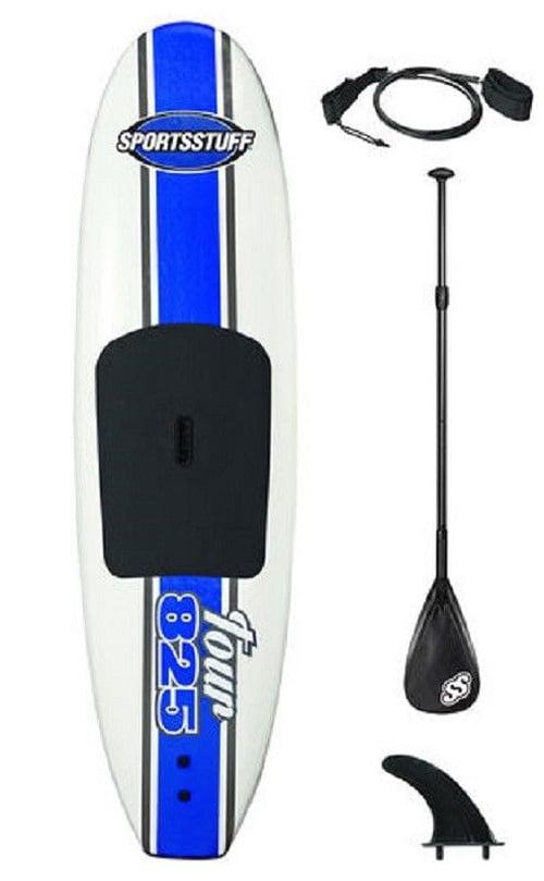 Kids Light Person Stand Up Paddle Board Sup Sportsstuff Tour 825 8' Pickup by