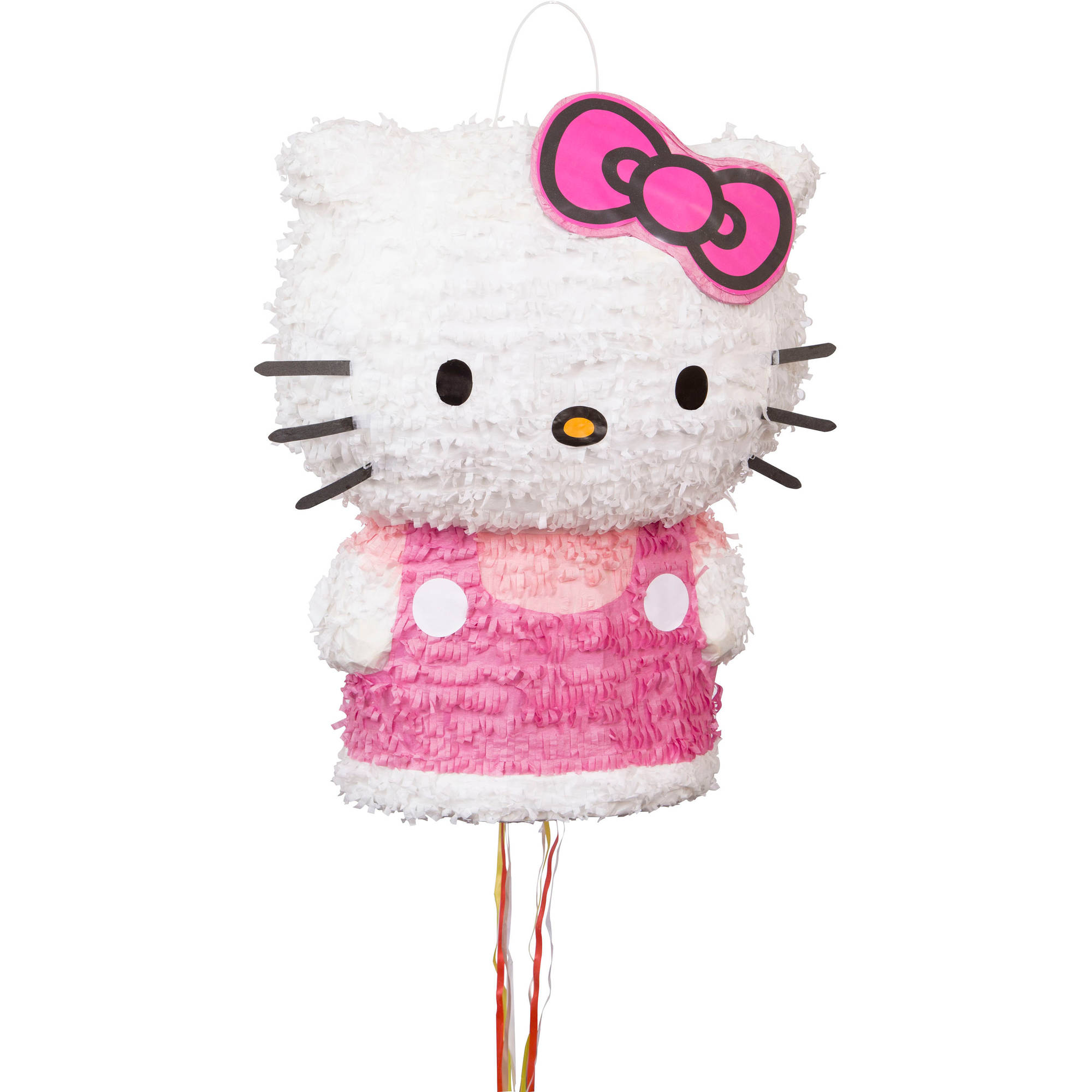 Hello Kitty Pinata Pull String Walmart Com