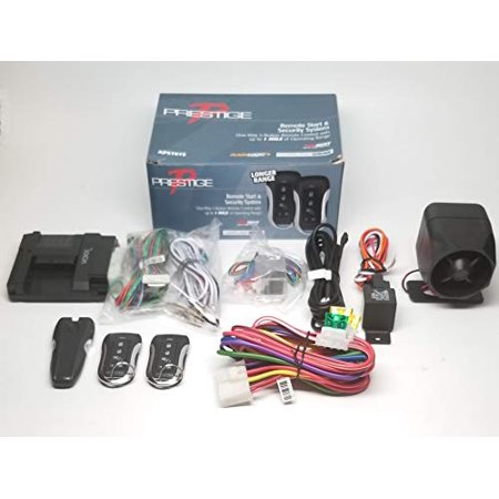 Audiovox APS787Z Prestige 1 Way Remote Start 1 Mile Keyle Audiovox Remote Car Starter