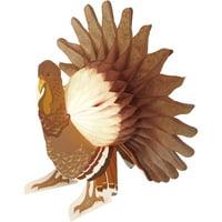 Turkey Thanksgiving Centerpiece Decoration, 13in