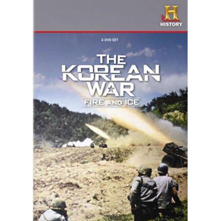 The Korean War: Fire & Ice (DVD)