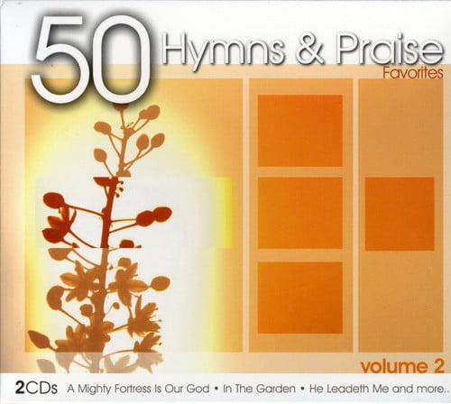 50 HYMNS & PRAISE FAVORITES 2