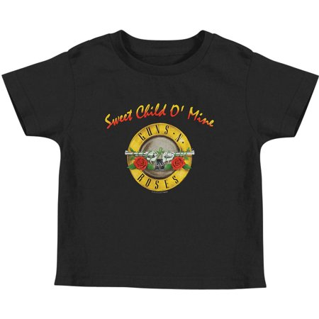 Guns N Roses Boys' Sweet Child O Mine Childrens T-shirt