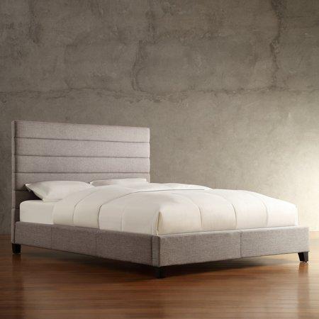 Chelsea Lane Penryn Channel Upholstered Bed