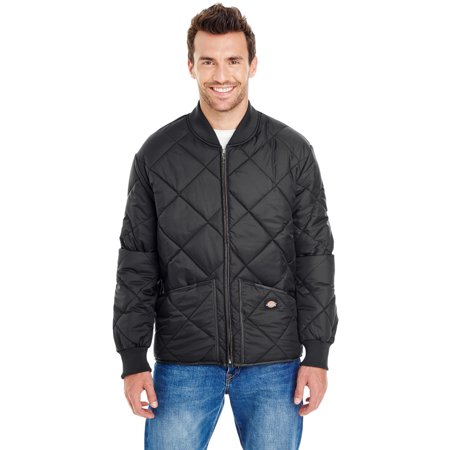 Dickies 61242 Men's 6 oz. Diamond Quilt Jacket