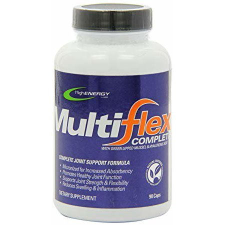 Fountain of Youth Multi-Flex Complete High Energy Labs 90 Caps