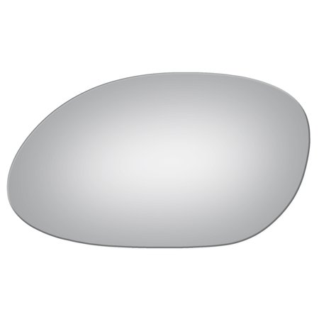 - Burco 4134 Left Side Mirror Glass for Chrysler Prowler, Plymouth Prowler