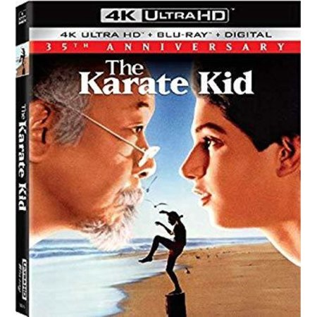 The Karate Kid (4K Ultra HD + Blu-ray + Digital Copy)