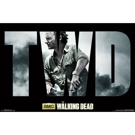 """Trends International The Walking Dead Key Art 6 Wall Poster 22.375"""" x 34"""""""