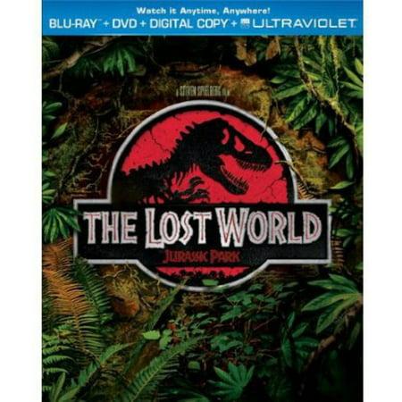 The Lost World: Jurassic Park (Blu-ray + DVD + Digital Copy)