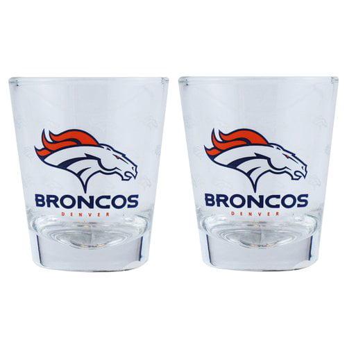 Boelter Brands NFL Shot Glass Cup (Set of 2)