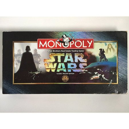 Monopoly Star Wars Classic Trilogy - Classic Monopoly