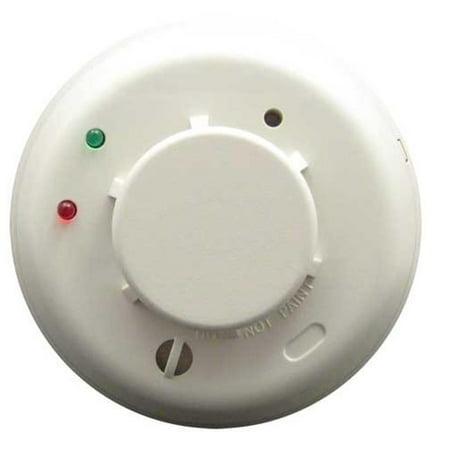 Silence Smoke Detector (Silent Call 1008-4 Smoke Detector &)