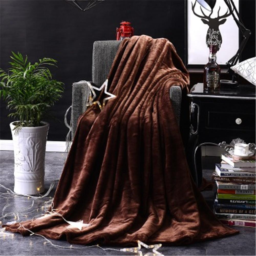 50CM X 70CM Kids Rabbit Knitting Blanket Bedding Quilt Play Blanket