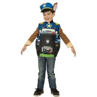 PAW PATROL CHASE CANDY CATCHER TODDLER & CHILD COSTUME