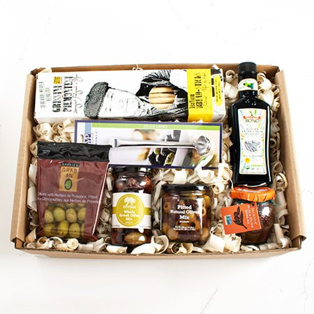 Olive Lover's Gourmet Gift Collection Rogar Gourmet Collection
