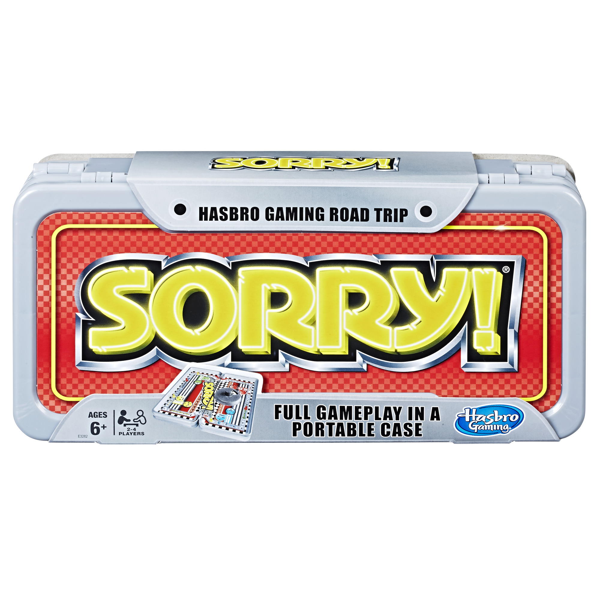 Sorry! Road Trip Series, Ages 6 and up