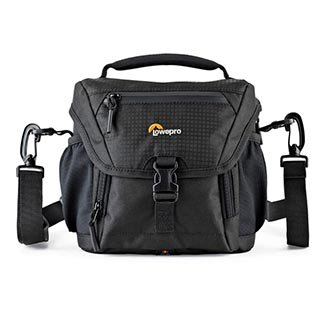 UPC 056035371172 product image for Lowepro Nova SH 140 AW II Bag - Black LP37117 | upcitemdb.com