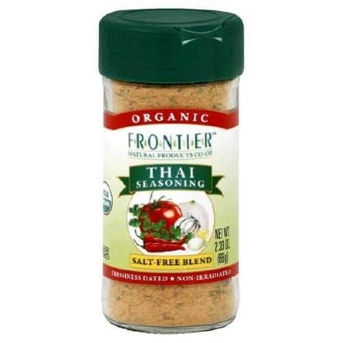 Frontier Natural Products Thai Seasoning Og 2.33-Ounce - (Pack of 1)