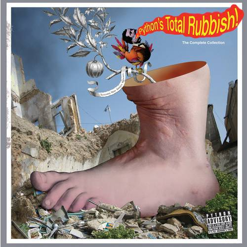 "Monty Python's Total Rubbish: The Complete Collection (Explicit) (9 CD/7"" Box Set)"