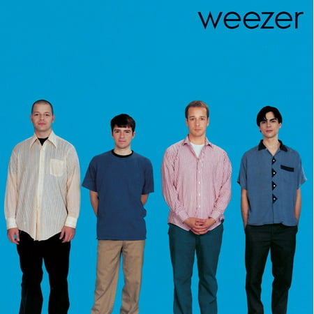Weezer (Blue Album) (Vinyl) (Best Albums Of 1972)