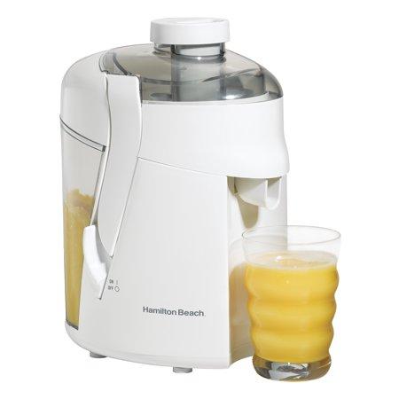 Hamilton Beach HealthSmart Juice Extractor, Electric Juicer Machine, Model 67800