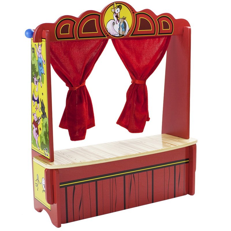 Brybelly Mother Goose's Tabletop Puppet Theater by Brybelly