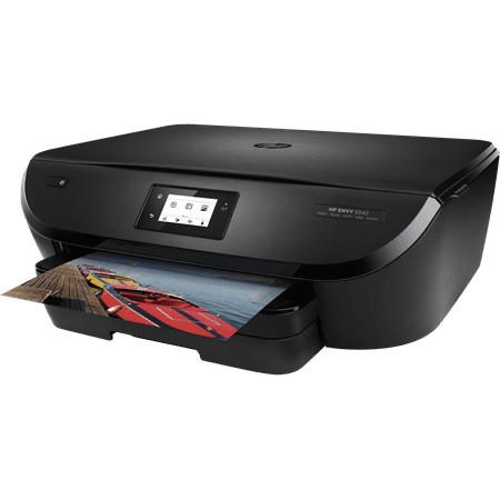 HP ENVY 5540 Wireless All-in-One Inkjet Photo Printer with Mobile Printing (Renewed) (Hp Photo Printers)