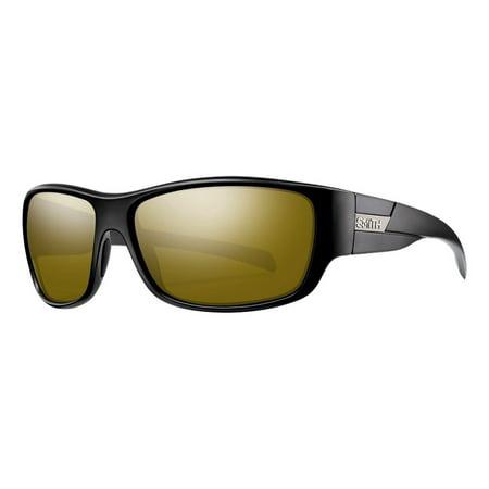 fc2f8406f3 SMITH - Smith Frontman Sunglasses - Polarized ChromaPop Matte Black Bronze  Mirror