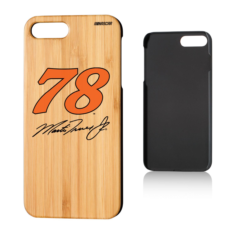 Martin Truex Jr. Insignia Bamboo Case for iPhone 8 Plus / 7 Plus