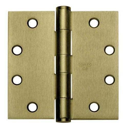 STANLEY CB179 4 5X4 FM STDWT DOOR HINGE 3 STL Template Hinge