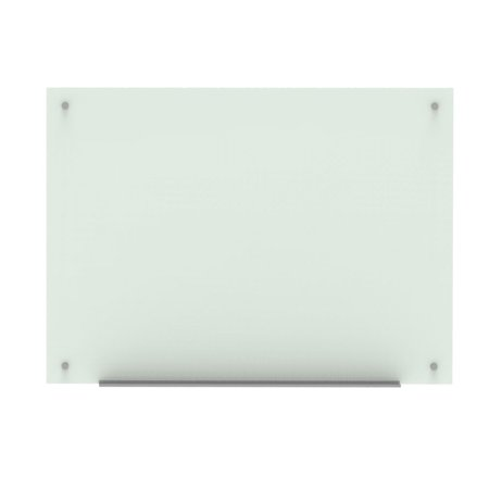 Magnetic Wall-Mounted Glass Board 48x36 (Dr Memo)