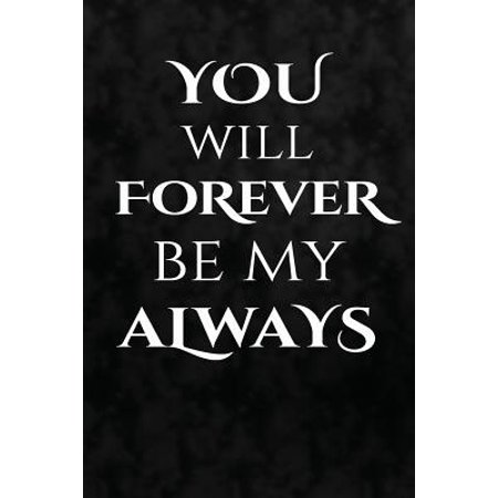You Will Forever Be My Always - Will You Be My Groomsman