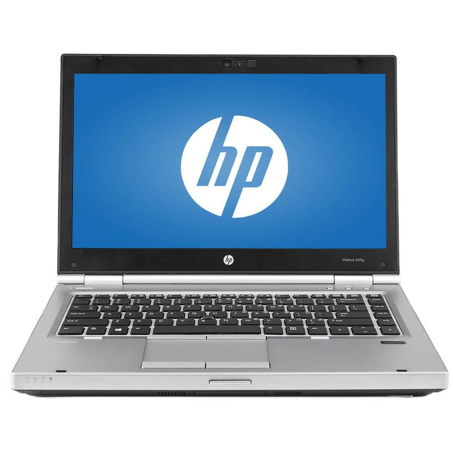 "Refurbished HP 14"" EliteBook 8470P WA5-0893 Laptop PC with Intel Core i5"