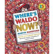 Where's Waldo Now? : Deluxe Edition