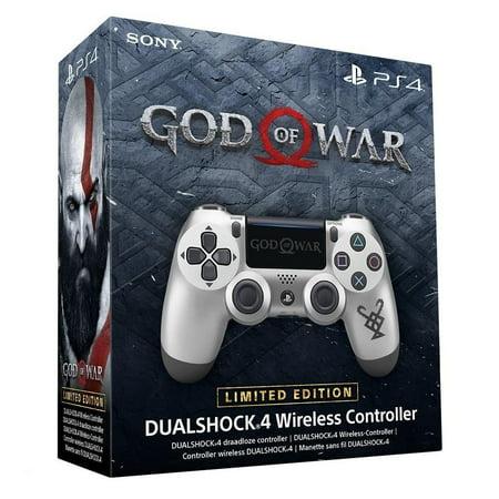V2 Controller - Sony PS4 Dualshock 4 V2 Wireless Controller - God of War Limited Edition