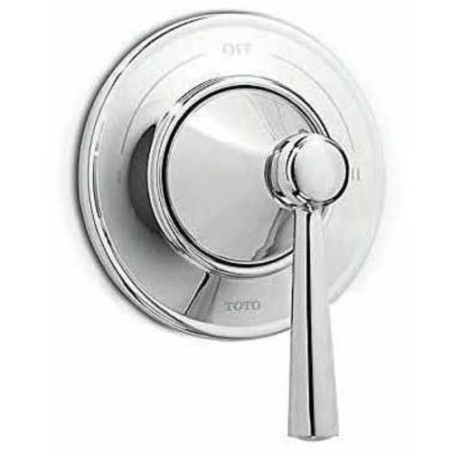 Toto Silas Two-Way Diverter Trim with Shut-Off, Available in Various Colors