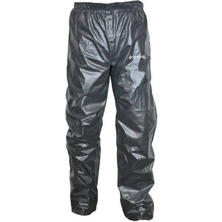 Compass 360 UltraPak Ultra-Lite Rain Pants, Black