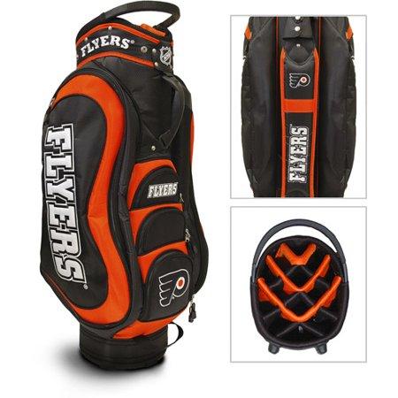 NHL Philadelphia Flyers Medalist Cart Golf Bag