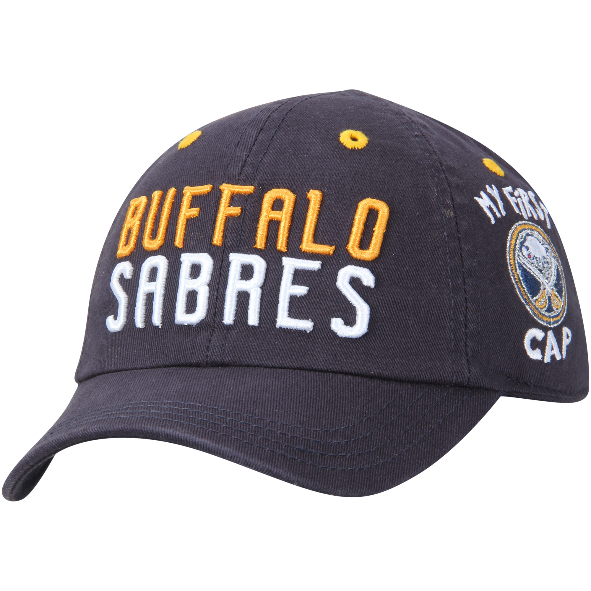 Buffalo Sabres Infant My First Slouch Flex Hat - Navy - OSFA