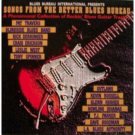 Songs From The Better Blues Bureau / Various](Halloween Songs Bette Midler)