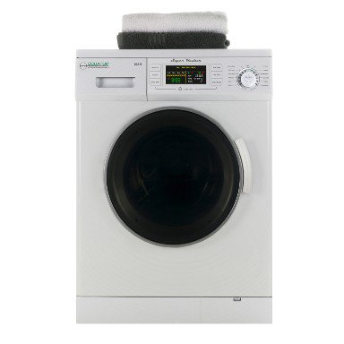 1.6 cu.ft. New Version Compact Front Load Washer with 1200 RPM and Automatic Water Level