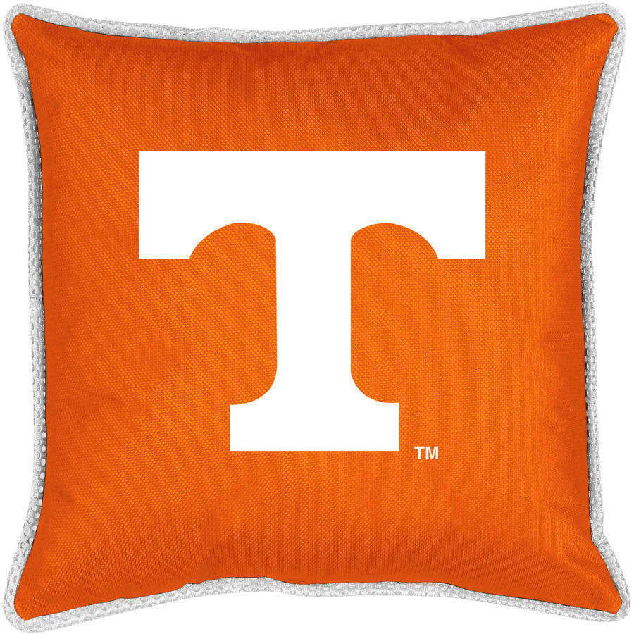 NCAA University of Tennessee Sidelines Toss Pillow