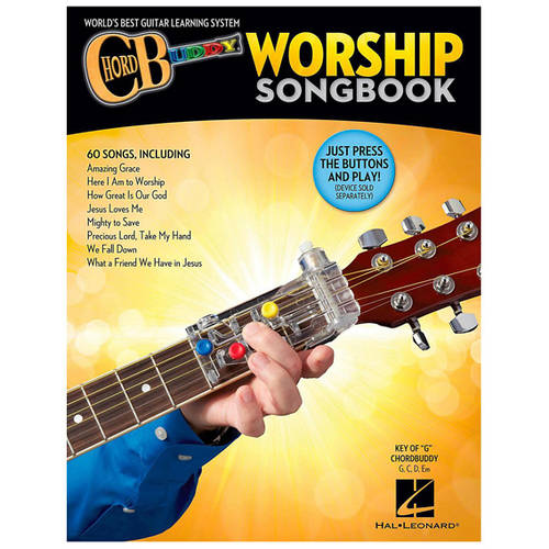 ChordBuddy Worship Songbook Softcover
