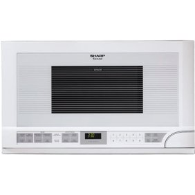 Ft 1000w Over The Range Microwave Black