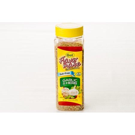 Flavor Mate, Garlic & Herb, 16oz