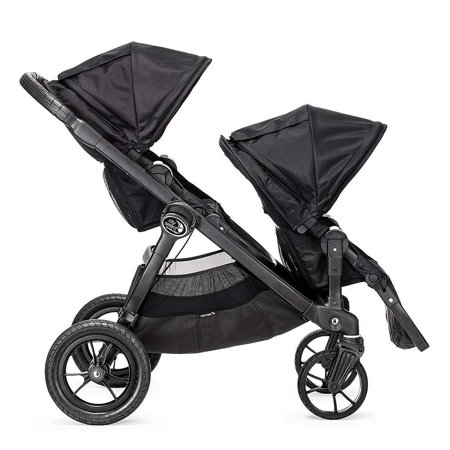 417906aab50d Baby Jogger City Select Second Seat - Black w/ Black Frame - image 1 of ...